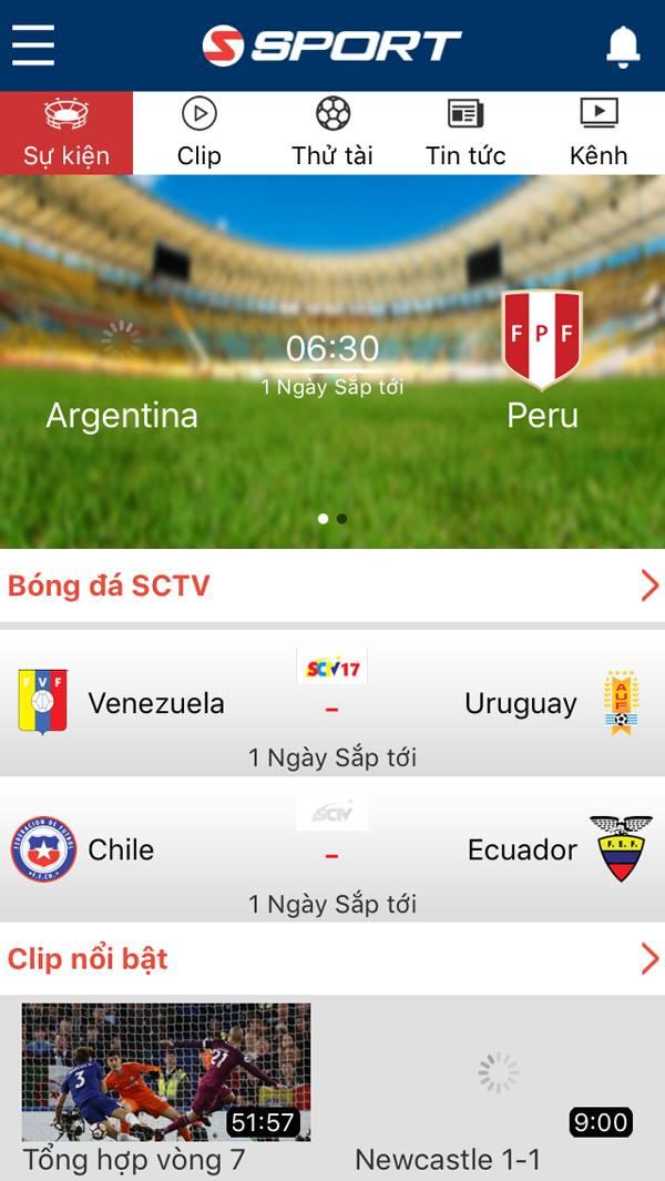 Hướng dẫn xem trực tiếp vòng loại World Cup
