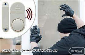 Hệ thống báo trộm thông minh