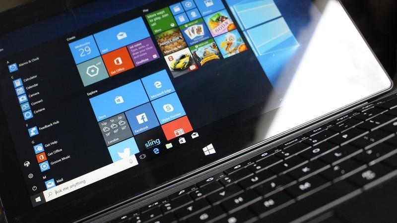 Mẹo tăng dung lượng ổ nhớ trên Windows 10