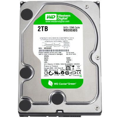 HDD WD 02TB PC