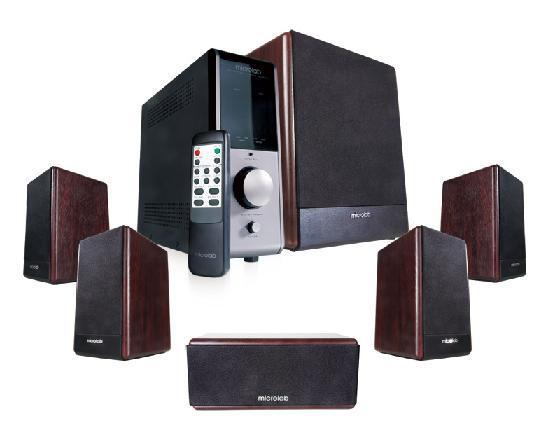 Loa Microlab FC-730 5.1